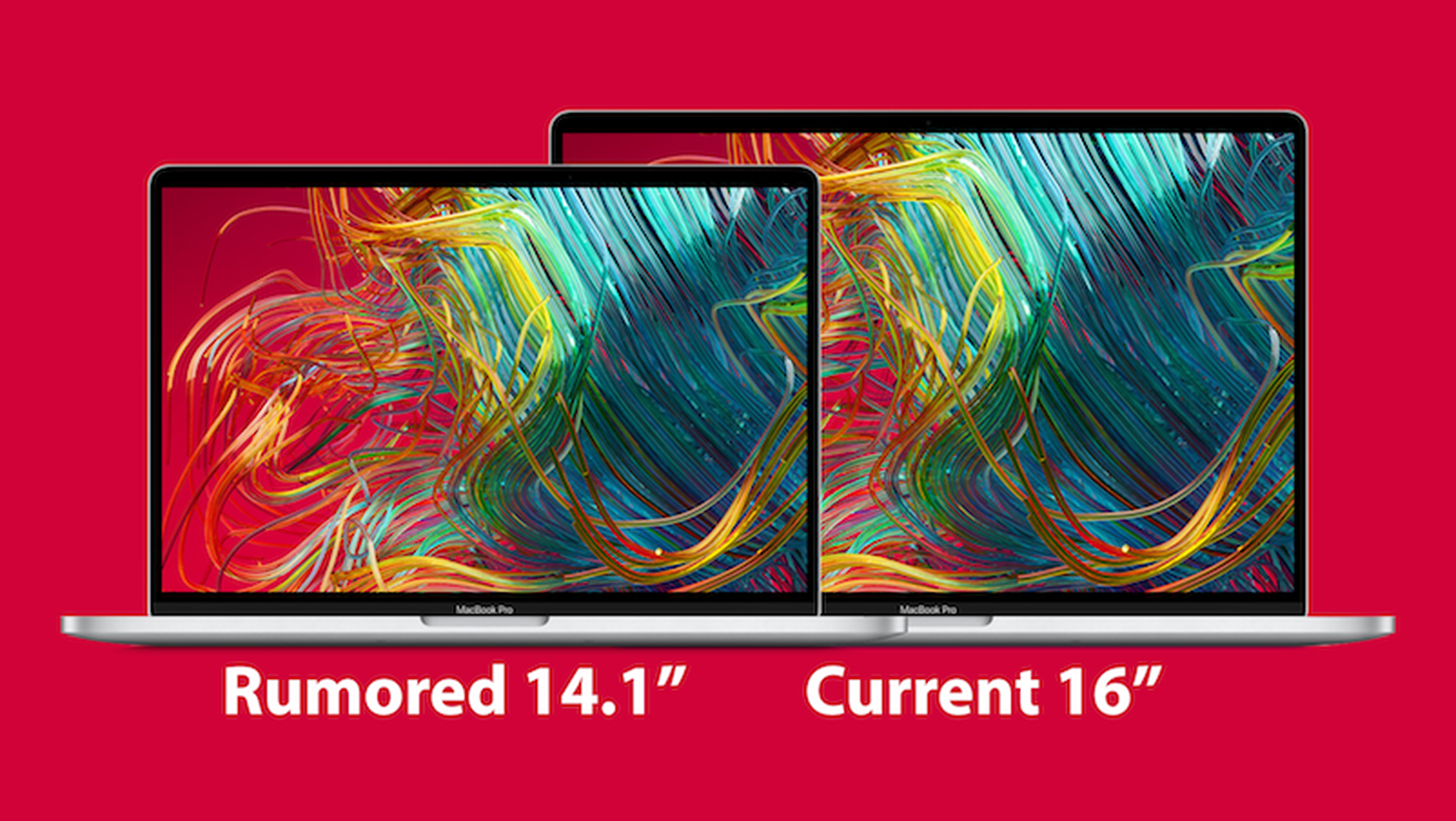 14 Inch Macbook Pro Now Rumored To Launch In 2021 Macrumors