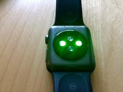 Apple Watch Heart Rate Sensor 2