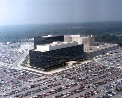 NSA Aerial View
