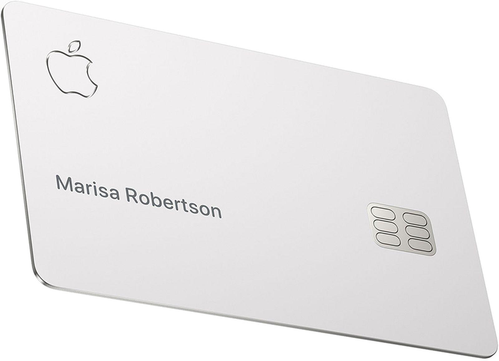 How to Order a Titanium Apple Card - MacRumors