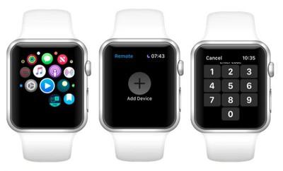 apple watch remote apple tv 1
