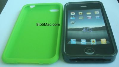 green silicone iphone 5 case 2