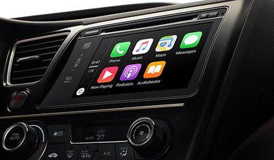 CarPlay Dash