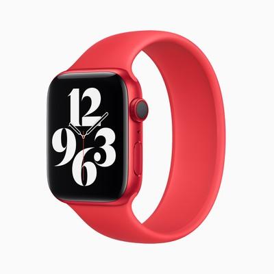 Apple watch series 6 aluminum red case 09152020 carousel