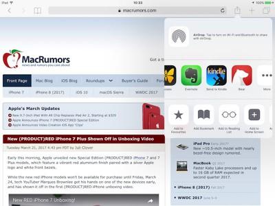 Kindle Safari extension