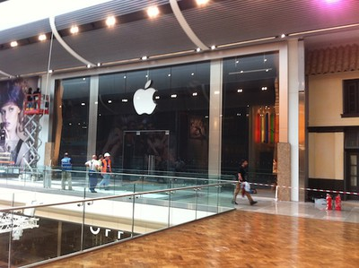 apple store stratford city