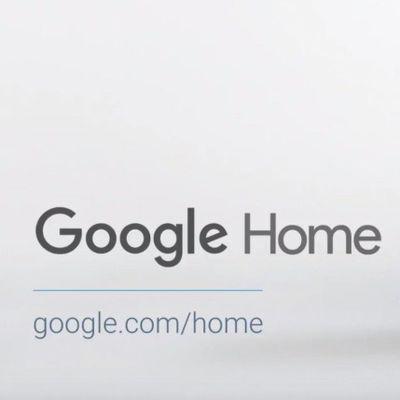 google home product shot