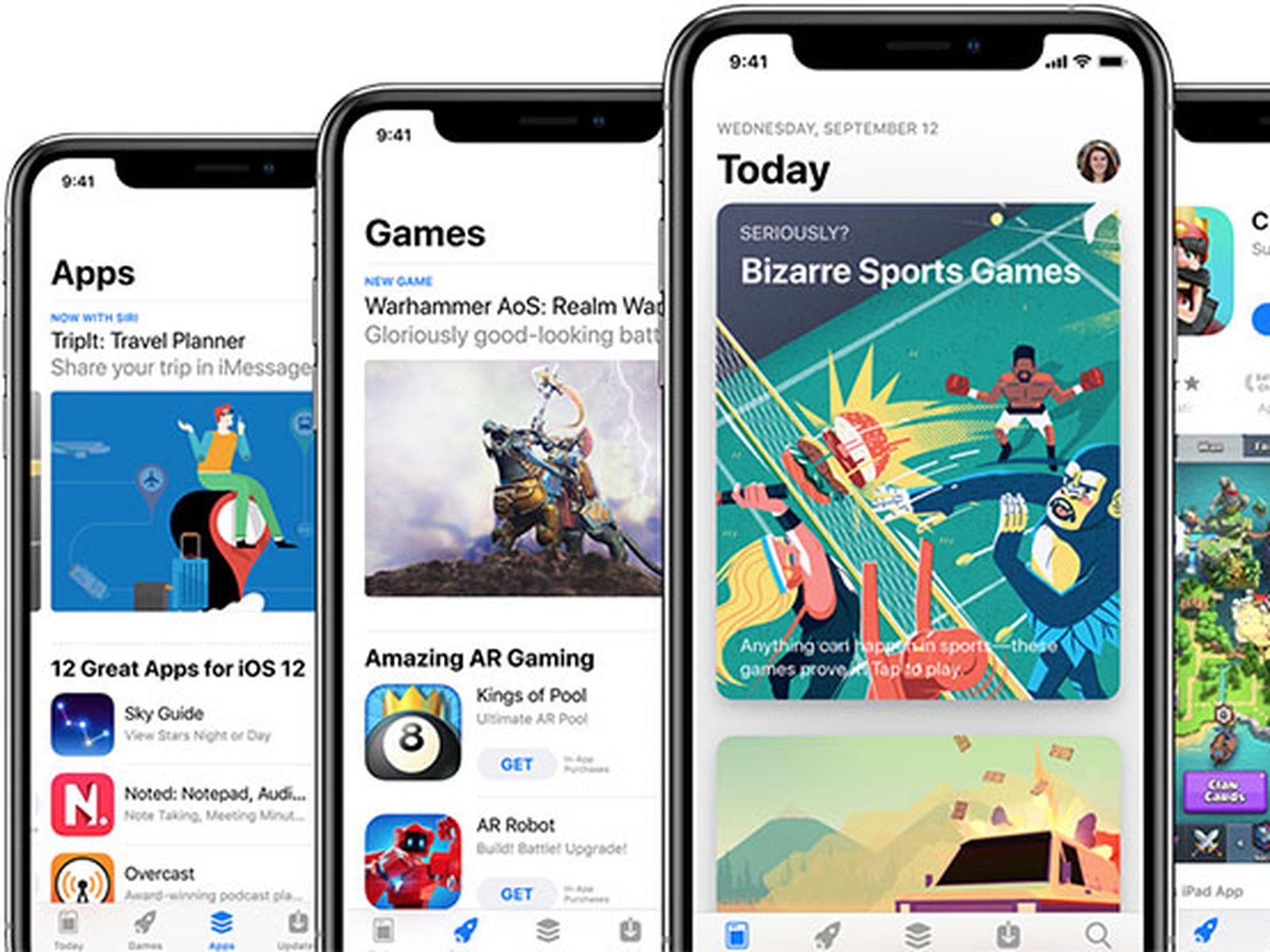 App Recap: New or Updated iPhone, iPad