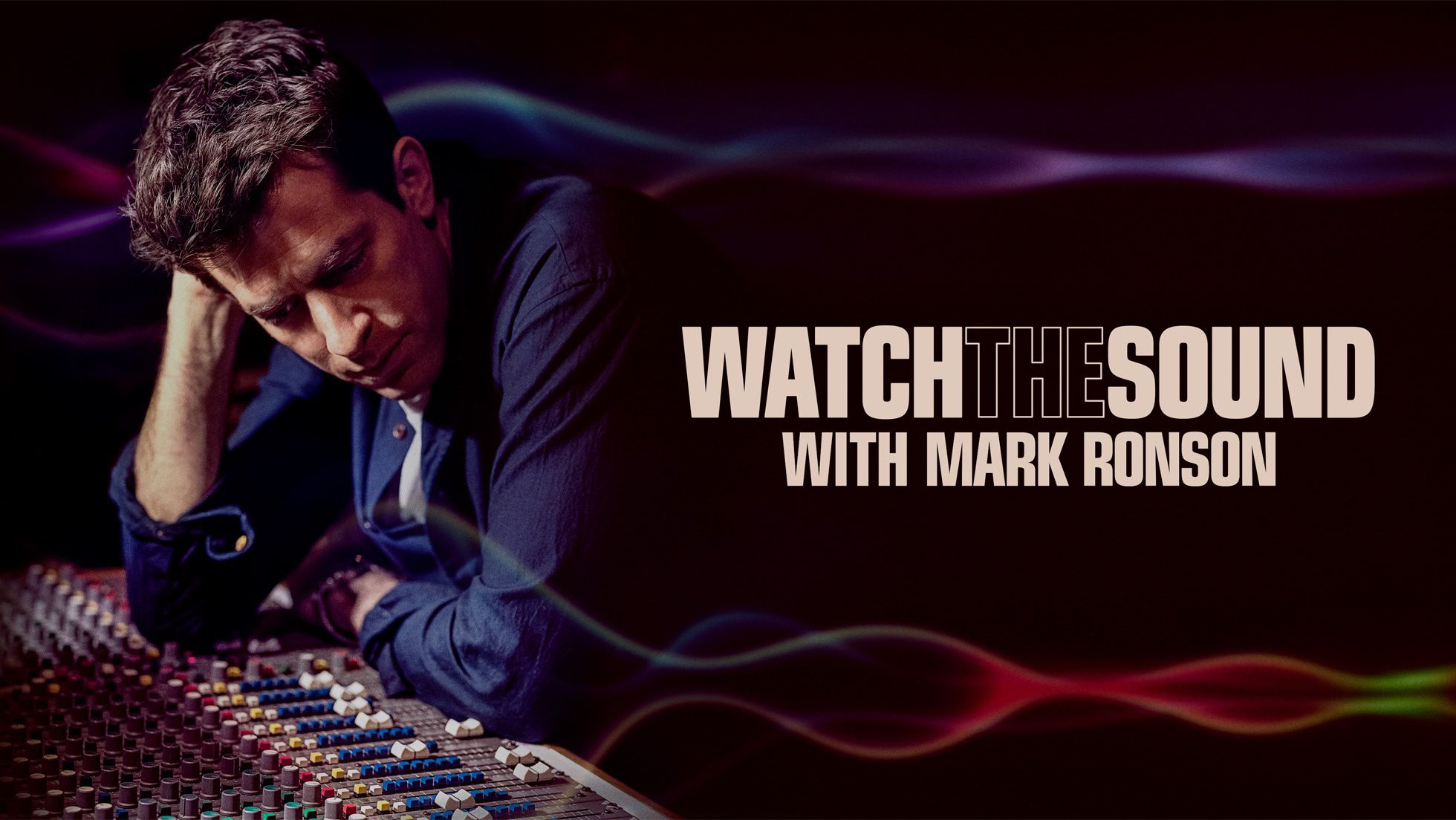 photo of Apple Shares Trailer for Docuseries 'Watch the Sound with Mark Ronson' image