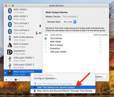 how to share mac audio between two pairs bluetooth headphones03