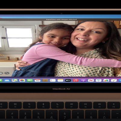 apple m1 macbook air camera 720p