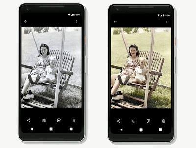 googlephotoscolorization