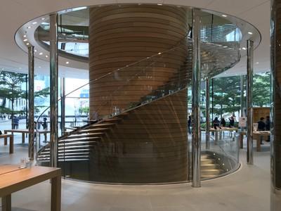 applebangkokstaircase