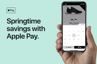 spring apple pay image