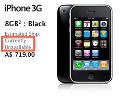 143246 iphone 3G aus
