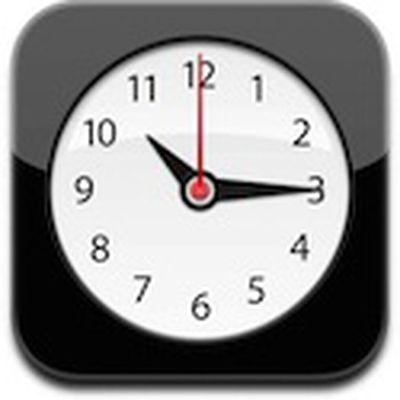 093441 ios clock icon