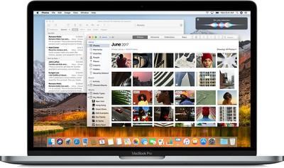 macos high sierra macbook pro