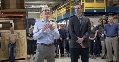 tim cook cts