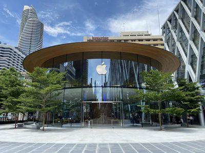 apple bangkok store