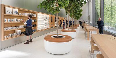 apple store new look