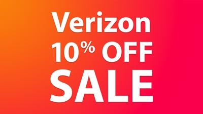 Verizon 10 off no paint