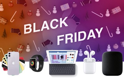 Black Friday 2019 Best Deals On Apple Products Including Iphone Homepod Airpods And More Macrumors