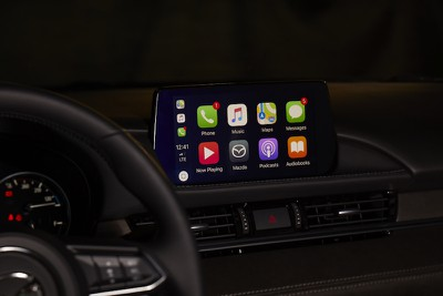 mazda carplay
