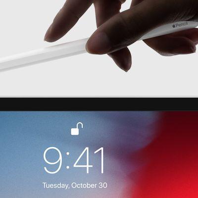 ipad pro apple pencil 2