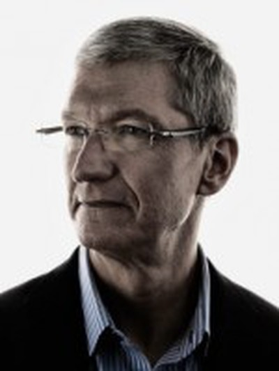 tim cook time photo