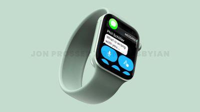 prosser green apple watch