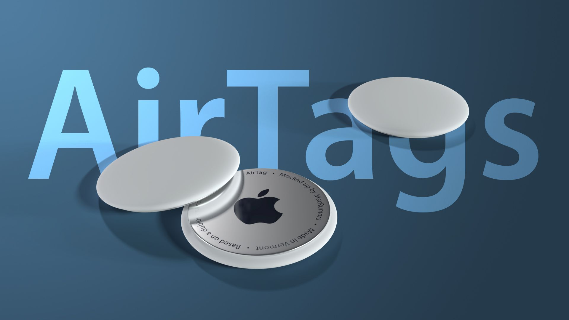 photo of Apple's AirTags Revealed in Newly Published Patent Applications image