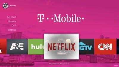 t mobile tv