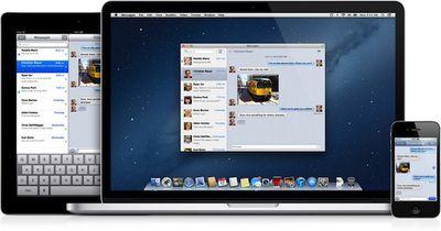 imessage ipad mac iphone