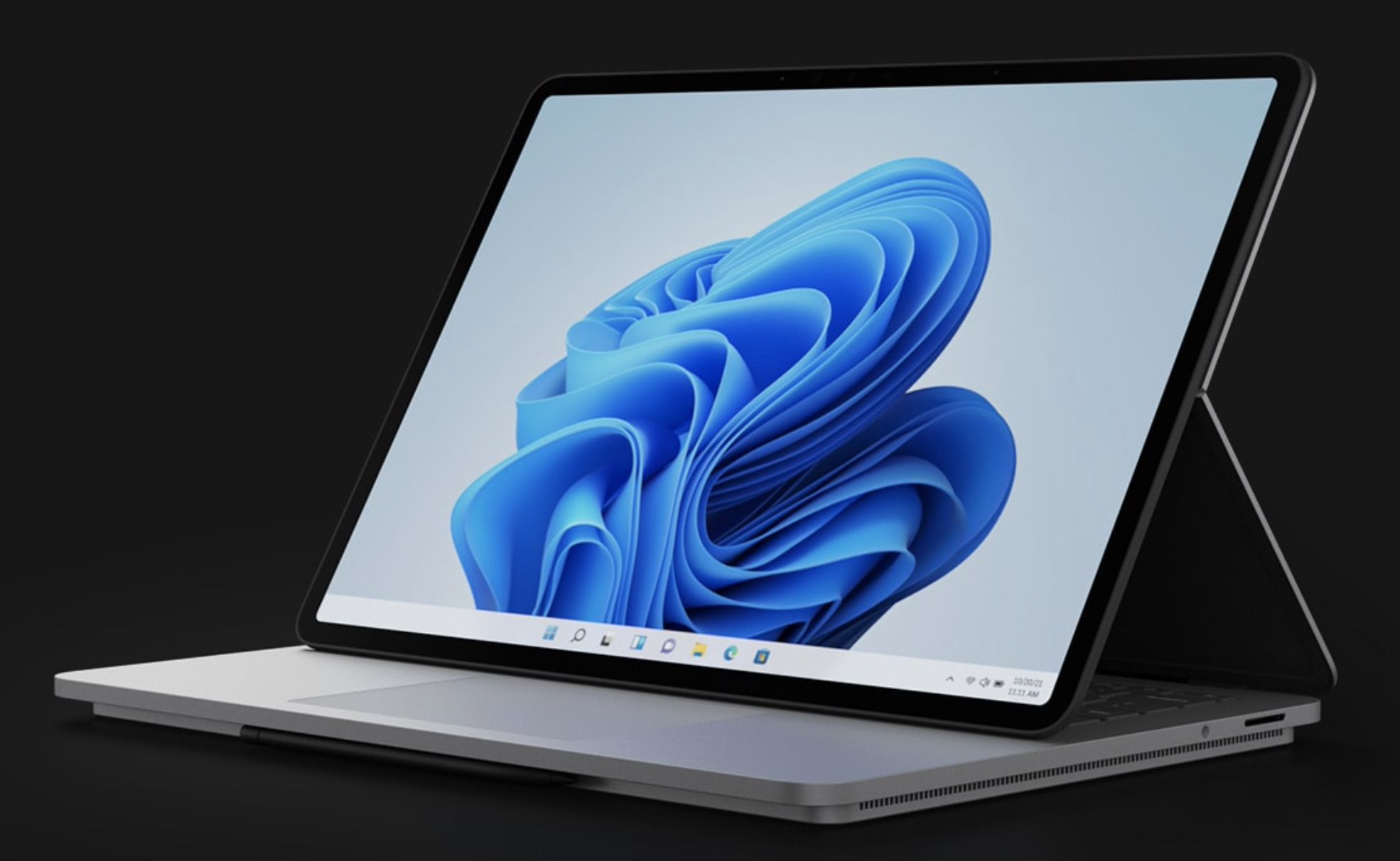 Microsoft Debuts Magic Keyboard-Like Surface Laptop Studio and Surface Duo 2 Foldable Smartphone
