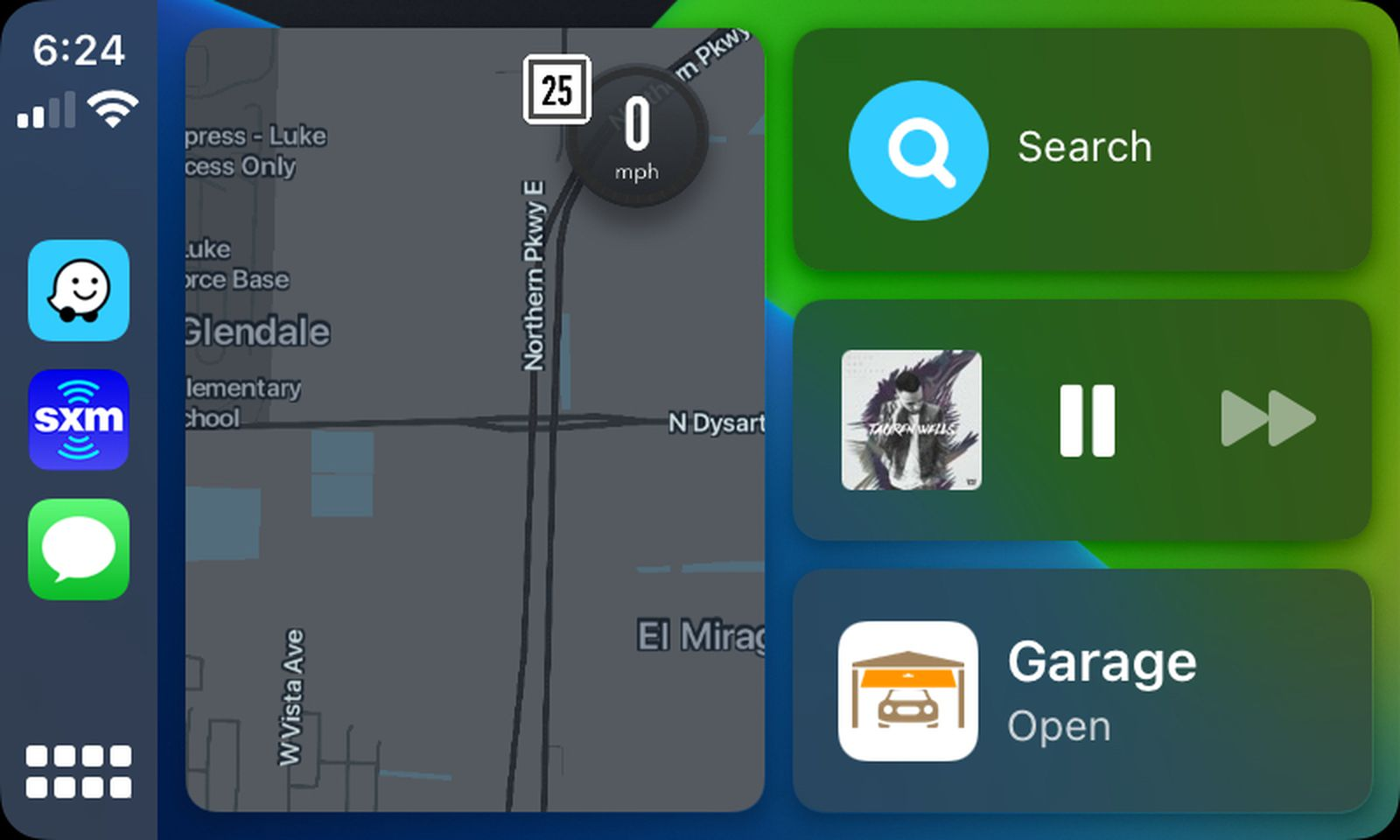 photo of Waze Integration With CarPlay Dashboard in Beta Testing image