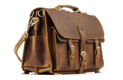 saddleback leather briefcase