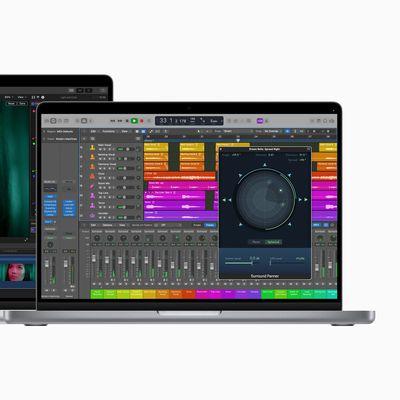 Apple Final Cut Pro Logic Pro Hero 10182021