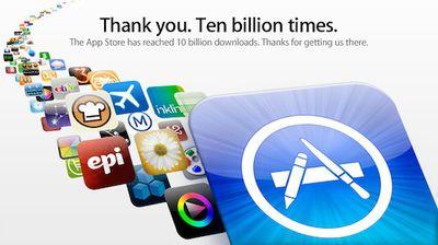 114346 app store ten billion