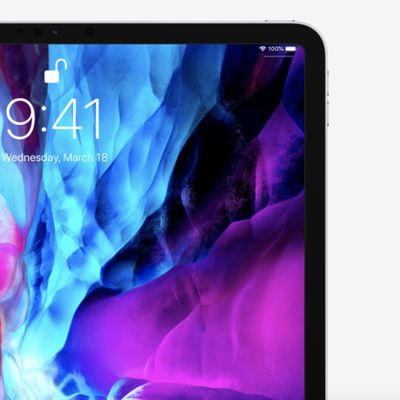 ipad pro 2020 display