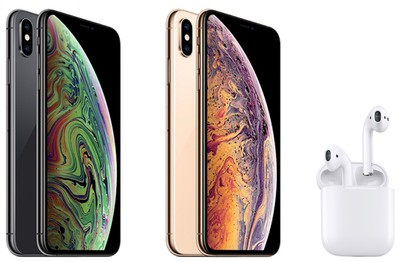 Holiday Shopping Begins With Discounts On Unlocked Iphone Xs Airpods And More At Ebay And Amazon Macrumors