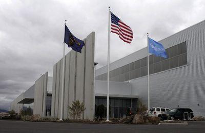 facebook oregon data center