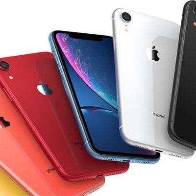 iphone xr colors splash