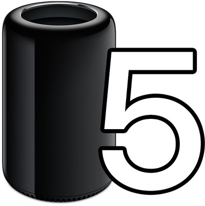 mac pro 5
