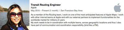 Transit Routing Engineer