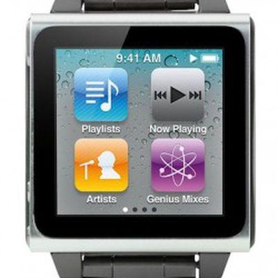 hex vision ipod nano watch