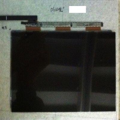 leaked ipad 3 display