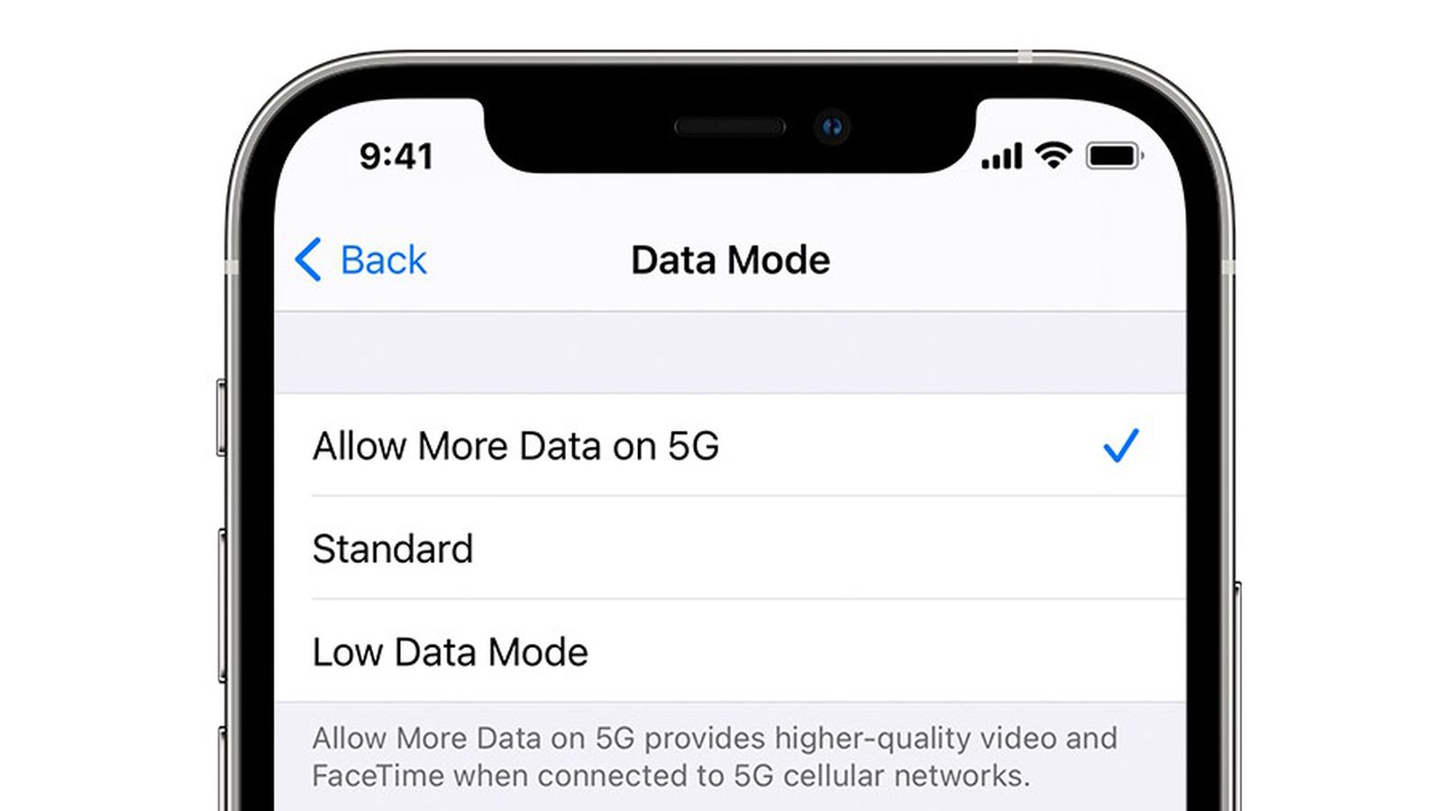 photo of Apple Introduces Option to Download iOS Updates Over 5G on iPhone 12 Models image