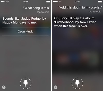 Apple Music and Siri 2