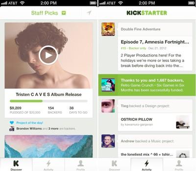 kickstarterforiphone