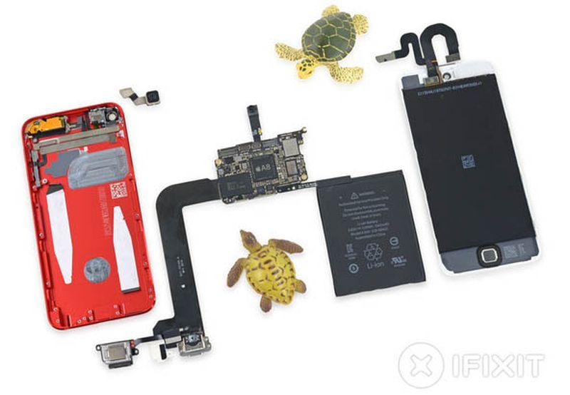 iPod touch 6G Teardown